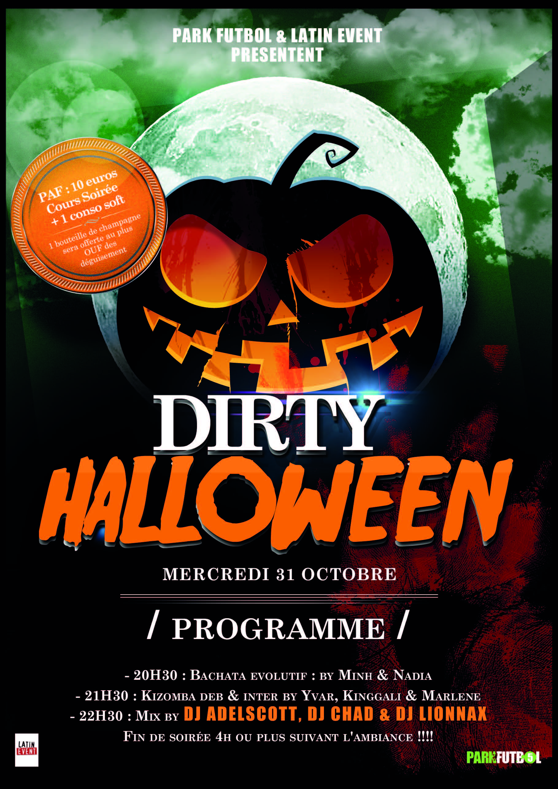 Dirty halloween  copie